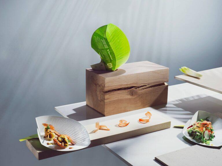 Certificaciones de compostabilidad industrial y doméstica para el cartón de eco-barrera de Metsä Board