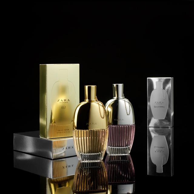 La última línea de perfume femenino de Zara (Inditex) es un viaje sensorial al pasado