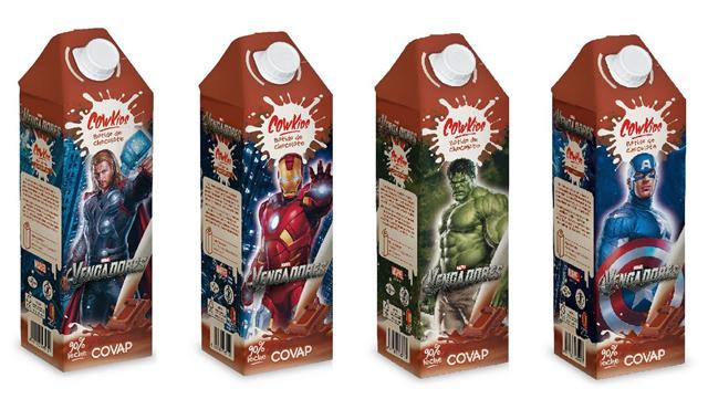 <p>Los superhéroes más famosos de Marvel