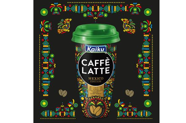 <p><strong>Kaiku Caffè Latte</strong>
