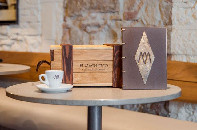 <p>El café es el protagonista de <strong>Magniffee</strong>