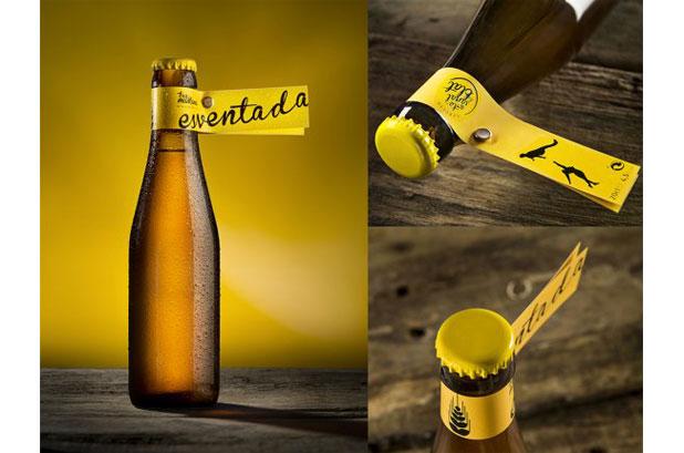 """<p><strong>Splash</strong> ha conseguido el <a href=""""http://www.veredictas.com/index.php?md=premis&accio=guanyadors&id_categoria=838"""" target=""""_blank"""">Premio <strong>Anuaria</strong> al Mejor Packaging</a> por <strong>Esventada</strong> (Masvivent de Vilamaniscle). <br /><br />Se trata de una cerveza artesanal que debe su nombre y personalidad al fuerte viento de la zona"""