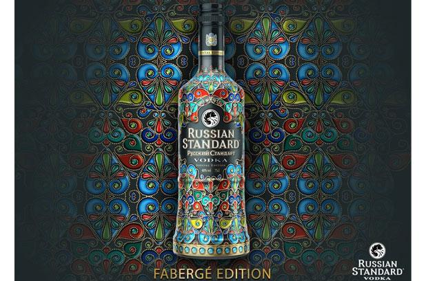 """<p><strong>Roust Group</strong> lanza una edición limitada del <strong>vodka Russian Standar</strong>d en EE. UU. y Canadá. Este próximo lanzamiento es el segundo de una serie inspirada en <strong>Fabergé.</strong> <br /><br />Roust autorizó a<a href=""""https://ccllabel.com"""" target=""""_blank""""> <strong>CCL</strong></a>"""