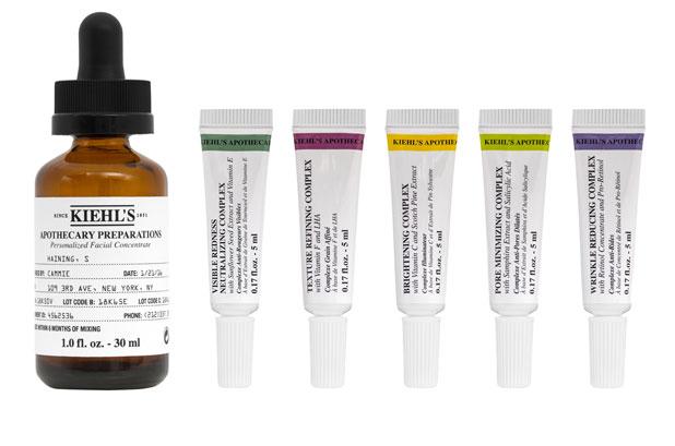 <p><strong>Kiehl's</strong> (L'Oréal Paris) ha lanzado en EE.UU. Kiehl's Apothecary Preparation
