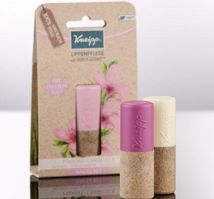 <p><strong>Corpack</strong> ha desarrollado y producido el nuevo envase del bálsamo labial de <strong>Kneipp</strong>