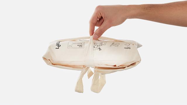 """<p>El jurado de los Premios Laus 2015 ha otorgado a <a href=""""http://www.nomondesign.com"""">Nomon Design</a> un Laus de Bronce en la categoría de """"Gráfica – Packaging – Gran público: unidad o línea de envase y/o etiqueta"""" por el packaging de edición especial para el estuche de vapor de Lékué. <br />El pack se caracteriza por ser 100% reutilizable"""