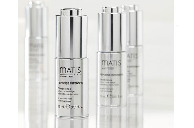 """<p>La marca de cosmética <strong>Matis Paris</strong> ha confiado a <a href=""""http://www.virospack.com/"""">Virospack</a> el packaging completo de Réponse Intensive OleaScience"""