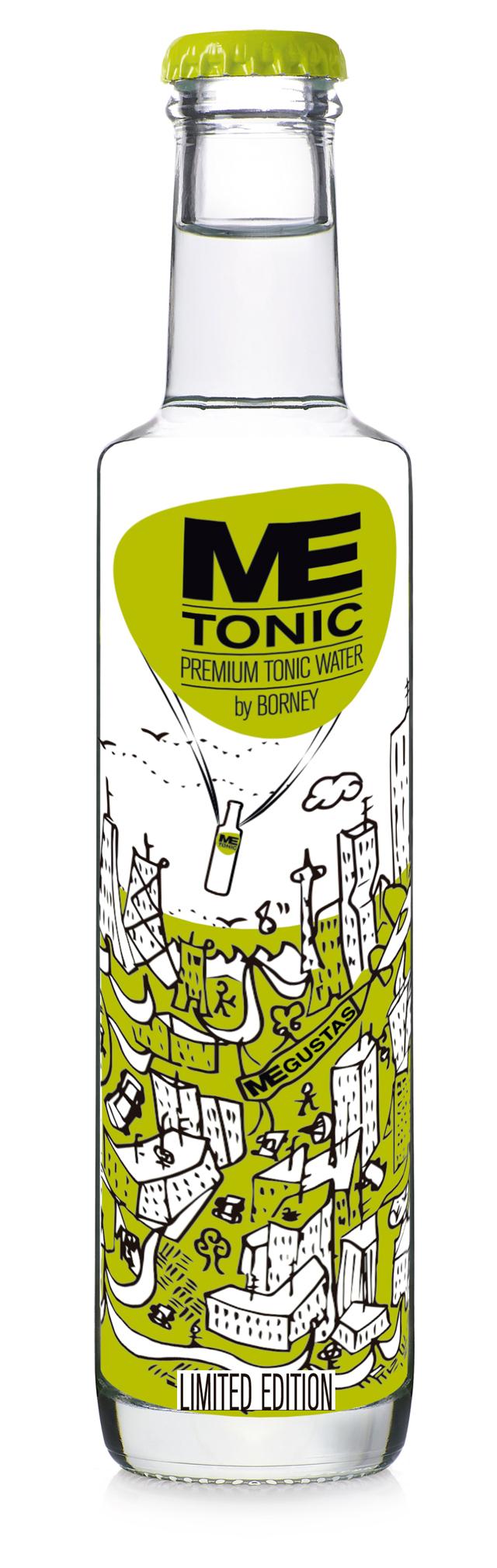 <p>La tónica Premium ME Tonic cumple un año el próximo mes de septiembre. Para celebrarlo