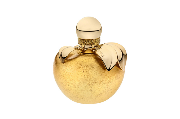 <p><strong>Solev</strong> ha realizado la decoración dorada para el icónico frasco Nina de <strong>Nina Ricci</strong>. Para esta Edition Or