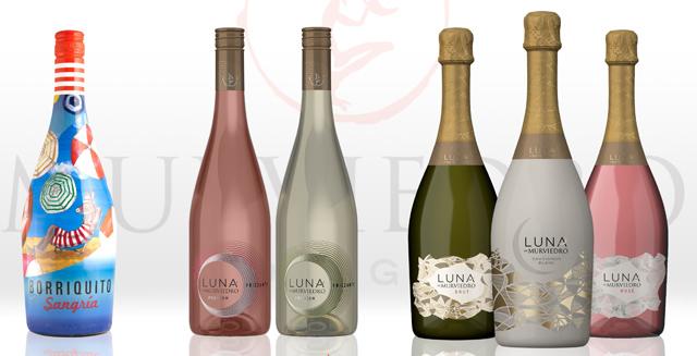 <p>Las novedades de <strong>Bodegas Murviedro</strong> se presentan en envases que destacan por su innovador diseño. </p>