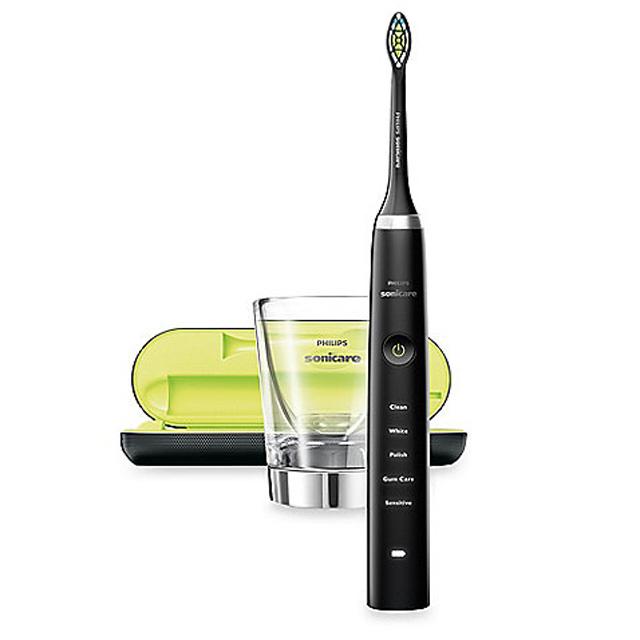 <p>El cepillo dental sónico Philips Sonicare DiamondClean Black Edition es una edición especial del cepillo de dientes más potente de Philips. Su diseño en color negro