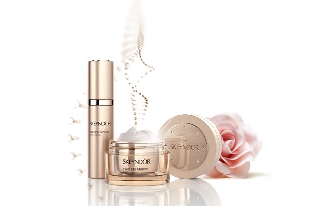 <p>La marca cosmética de gama alta <strong>Skeyndor</strong> celebra 50 años de innovación en el cuidado de la piel. Para celebrar este aniversario