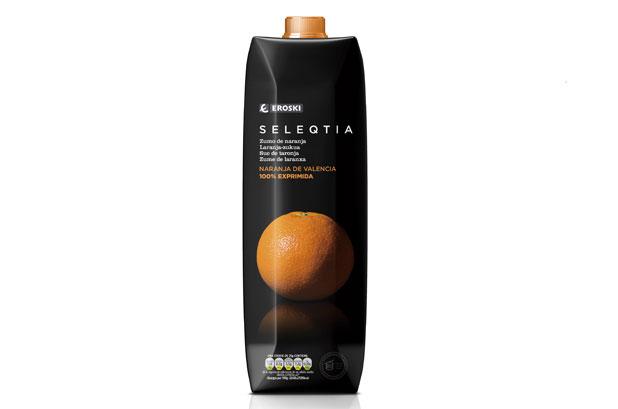 <p>Nueva imagen y packaging de la línea gourmet <strong>Eroski Seleqtia</strong>