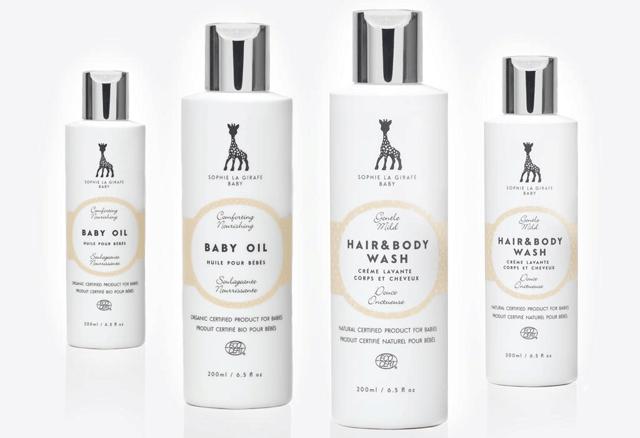 <p>Spectra Packaging ha creado nuevos packs llenos de estilo para Sophie la Girafe Cosmetics