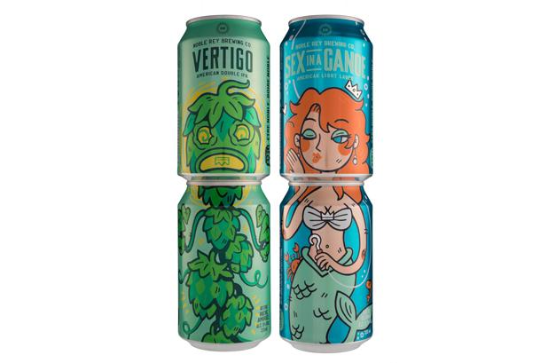 <p>Neodif es un minorista de bebidas francés con sede cerca de Nantes especializado en la distribución de cerveza extranjera. El propietario desarrolló una relación con la cervecera estadounidense Noble Rey (Dallas