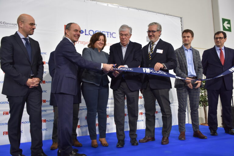 FM Logistic inaugura nova extensão de plataforma Illescas