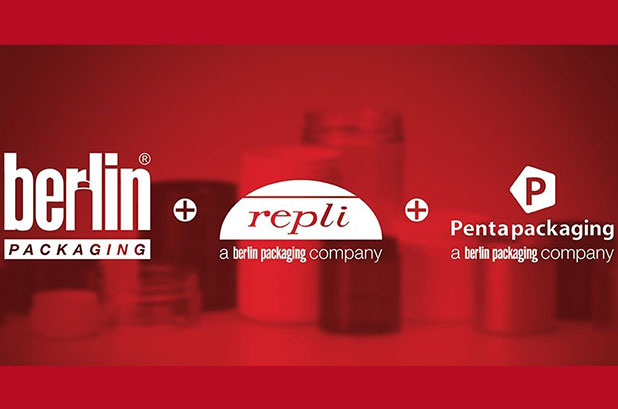 Berlin Packaging adquiere Repli y Pentapackaging