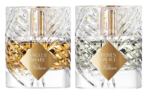 Stoelzle Masnières Parfumerie crea los frascos de Angels'Share y Roses on Ice de Kilian