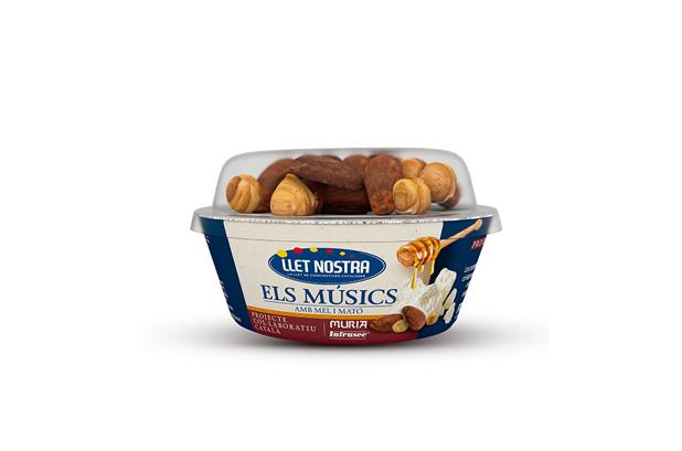 """""""Els Músics"""", una reinterpretación de los tradicionales postres de músico"""
