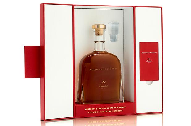 GPA Luxury crea el estuche de Woodford Reserve Baccarat Edition