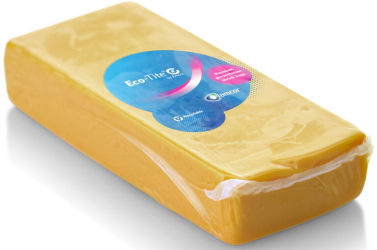 Amcor lanza la primera bolsa retráctil reciclable para carne y queso