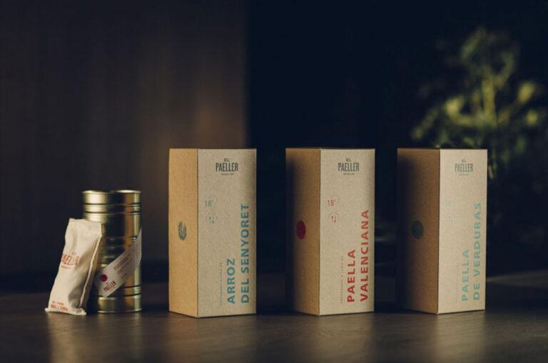 Brandsummit entwickelt die Verpackung für El Paeller
