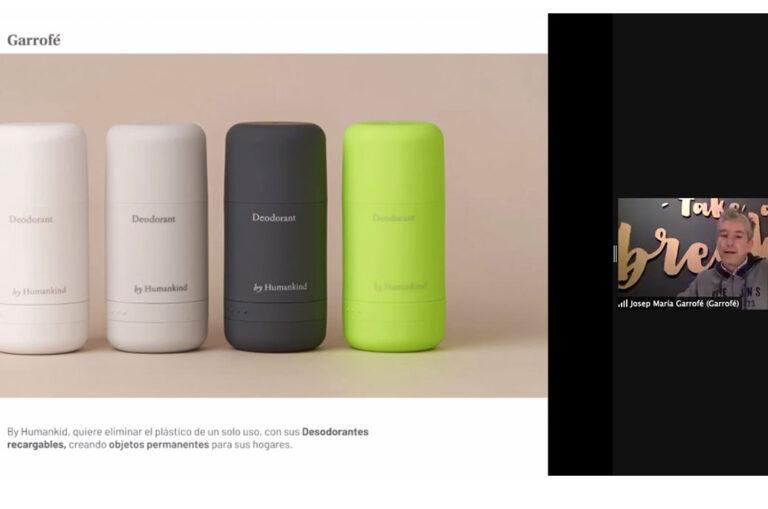 Packaging Cluster y  Beauty Cluster analizan las tendencias en packaging cosmético