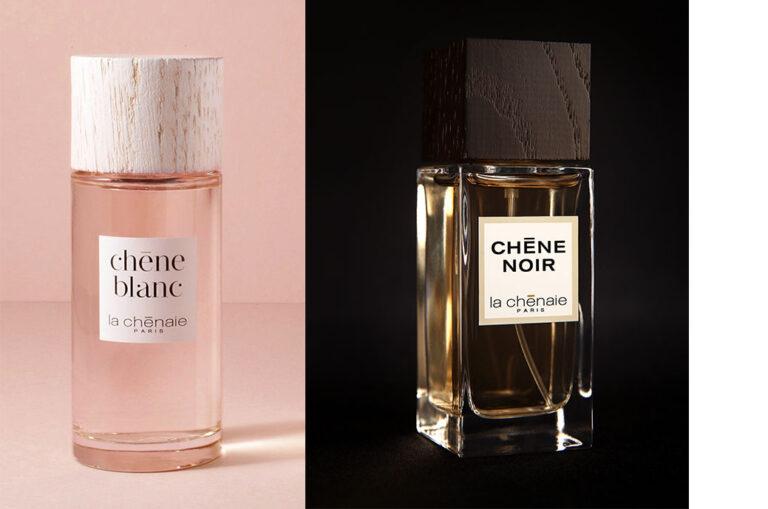 La Chênaie beauftragt Coverpla mit der Verpackung von Chêne Noir und Chêne Blanc