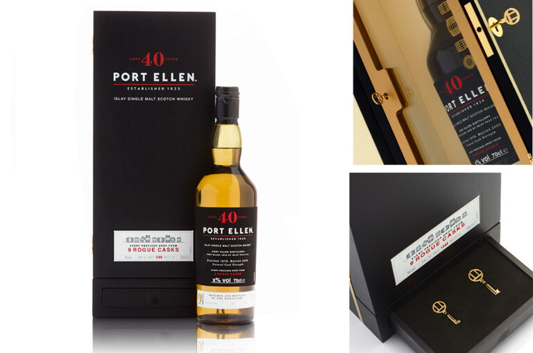GPA Luxury fabrica el packaging de Ellen 9 Rogue Casks