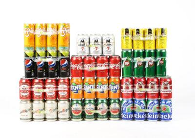 西班牙的可口可乐,百事可乐和Schweppes已经使用RingCycles™戒指