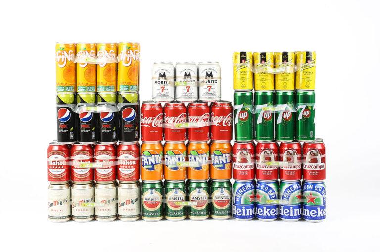 Coca-Cola, Pepsi и Schweppes в Испании уже используют кольца RingCycles ™.