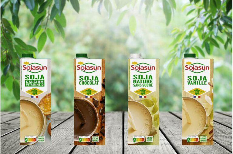 Triballat Noyal为Sojasun和Sojade选择SIG纸盒包装