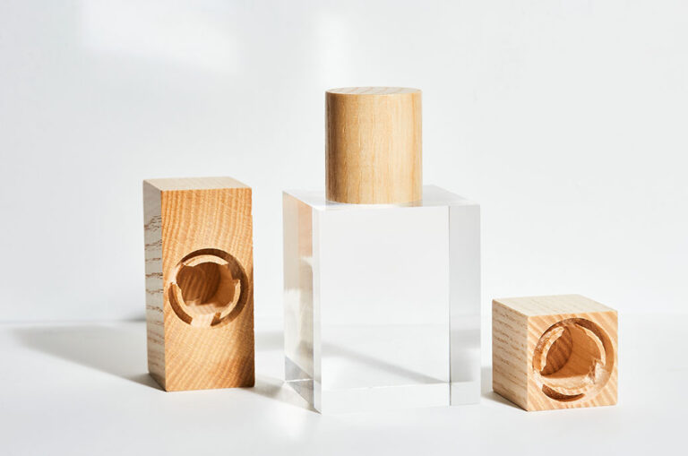 Quadpack stellt Woodacity® vor, die patentierte Linie von 100% Holzstoppern