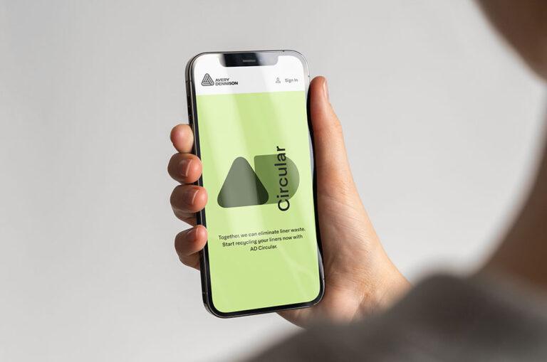 Avery Dennison startet sein Recyclingprogramm für Etiketteninhaber in Europa