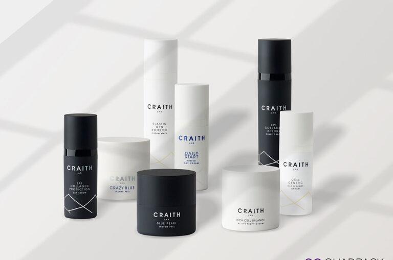 La nueva gama epigenética de Craith Lab, con la tecnología airless de Quadpack