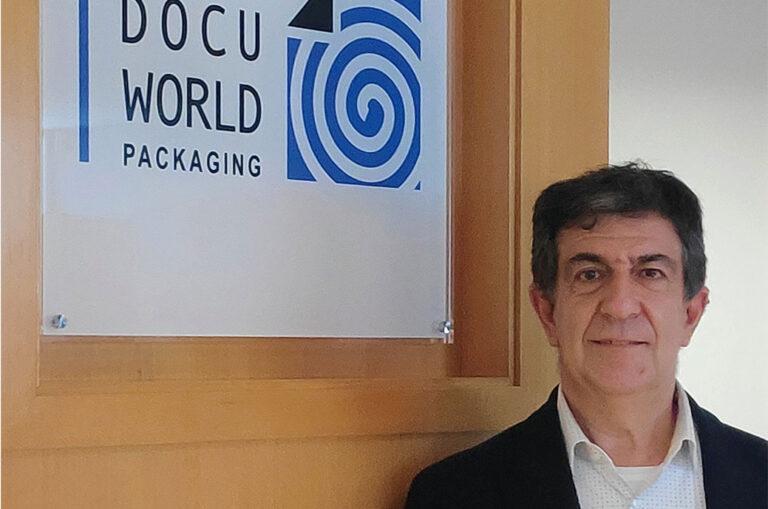 José Ramón Benito, presidente do Grupo DocuWorld