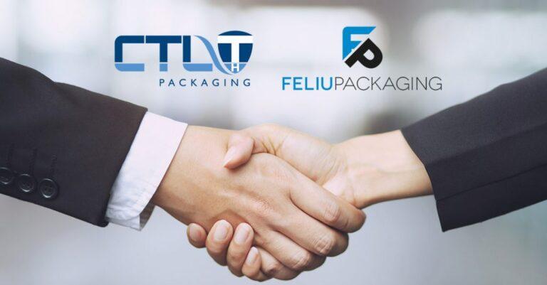 Acuerdo de colaboración entre Feliu Packaging y CTL