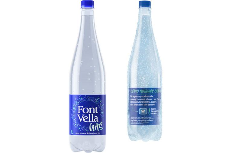 Font Vella lança sua primeira água com gás