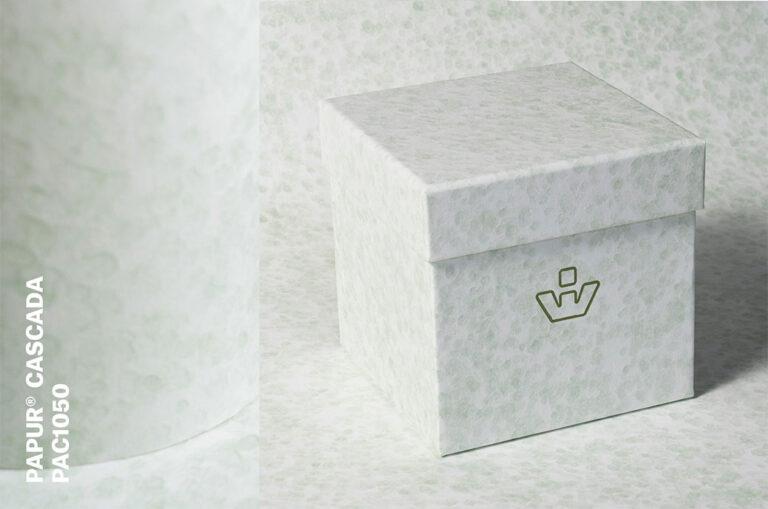 WINTER & COMPANY presenta el nuevo material PAPUR® CASCADA