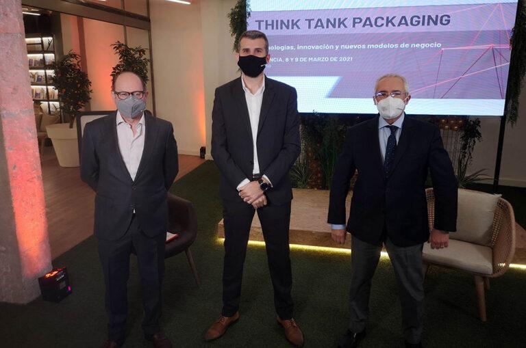 Dias de embalagem Think Tank são realizados