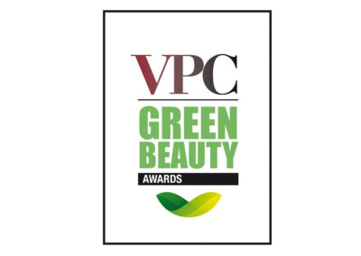 Abierta la inscripción a los VPC Green Beauty Awards