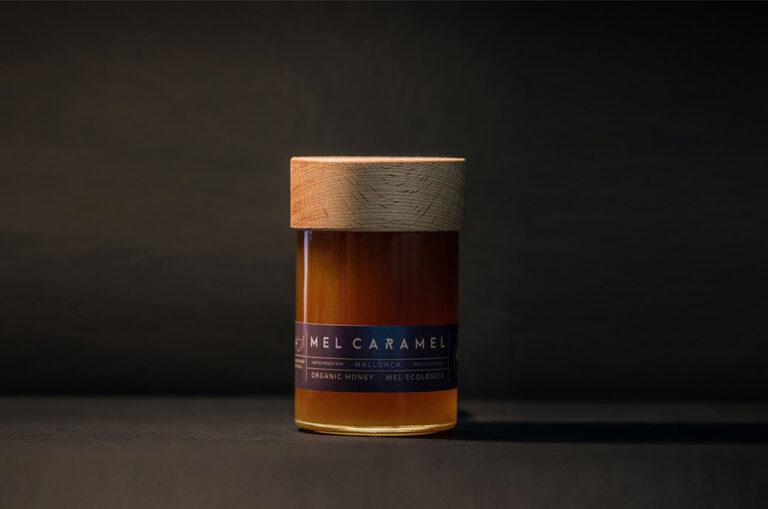 Gauzak renueva el packaging de Mel Caramel