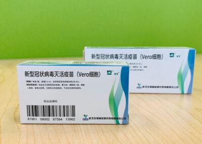 El cartón de Metsä Board protege las vacunas contra el virus Covid-19