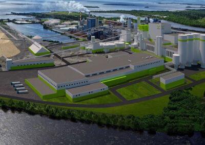 O Conselho da Metsä inicia um programa de desenvolvimento para sua fábrica de papelão em Kemi