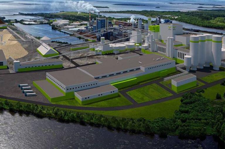 Metsä Board inicia un programa de desarrollo para su fábrica de cartón en Kemi