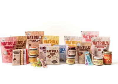 A marca Natruly chega aos centros do Grupo DinoSol