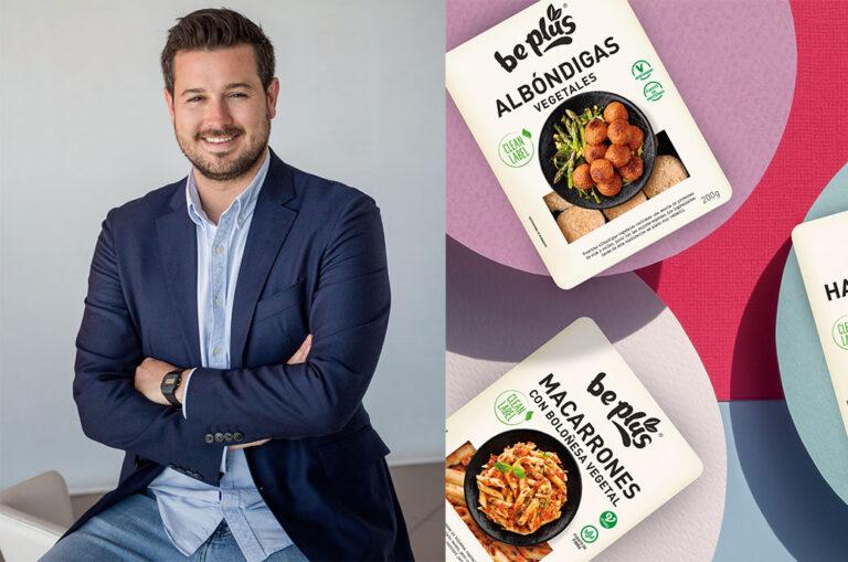 Carlos Juan, directeur commercial et marketing de Vicky Foods