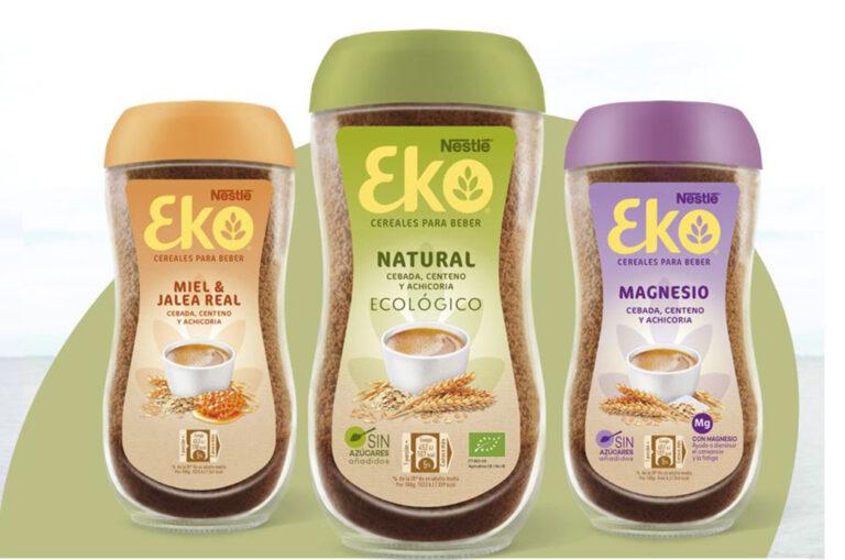 Nueva imagen de Eko de Nestlé