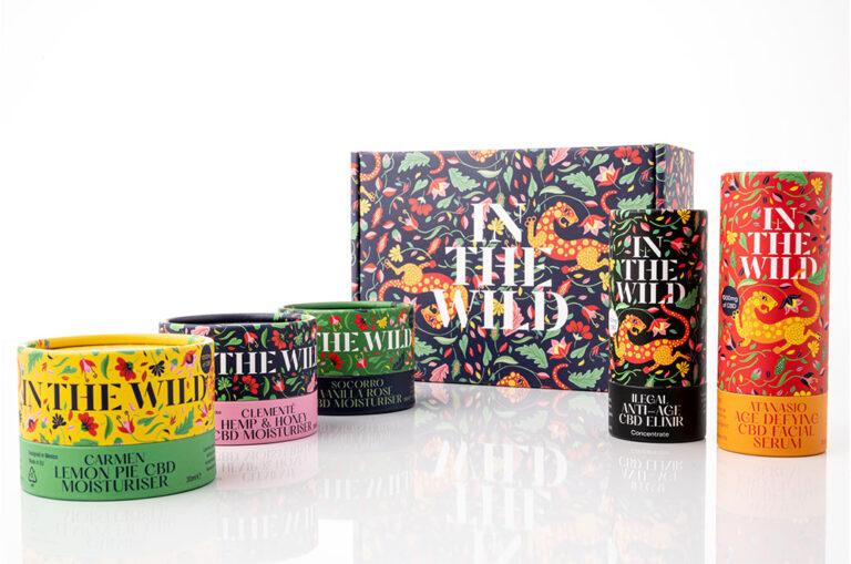 In The Wild destaca por su original packaging
