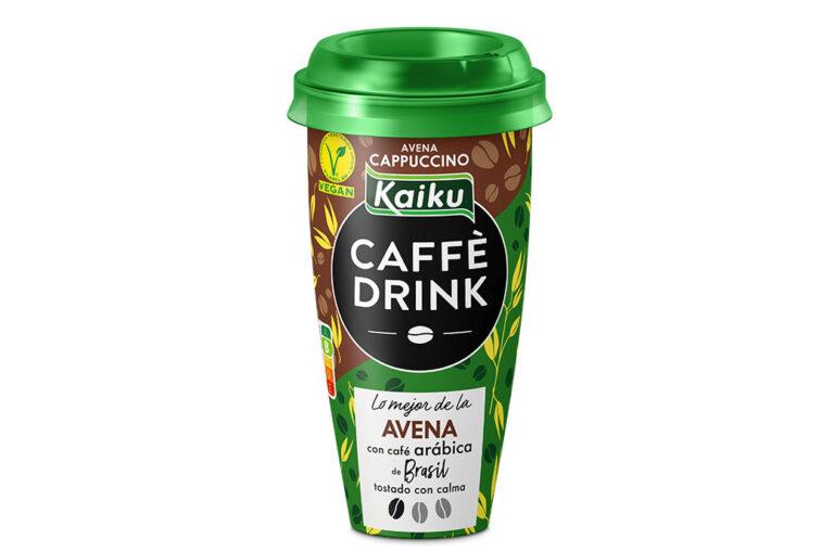Kaiku Caffè Drink Avena Cappuccino, uma nova bebida 100% vegana